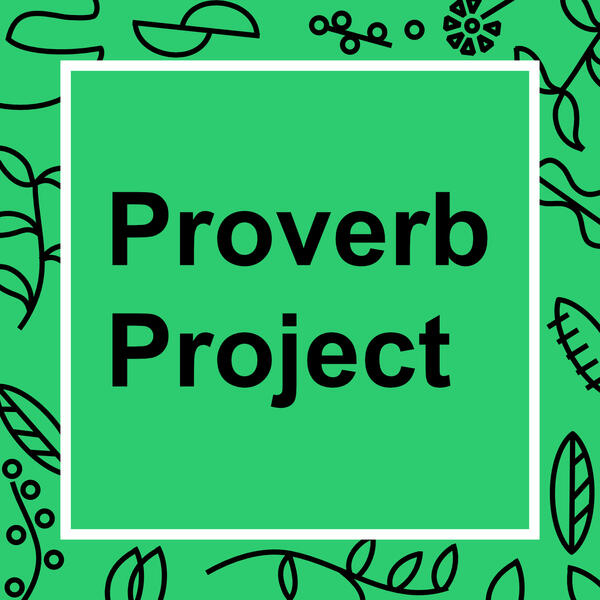 Logo to the proverb project.